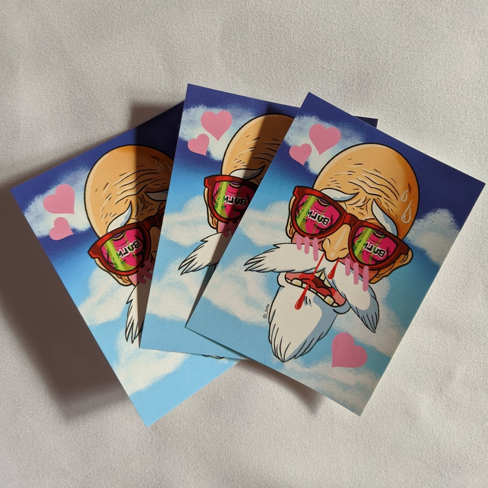 Image of ROSHI stickers