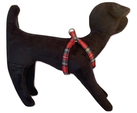 Scottish Tartan - Step-in Harness
