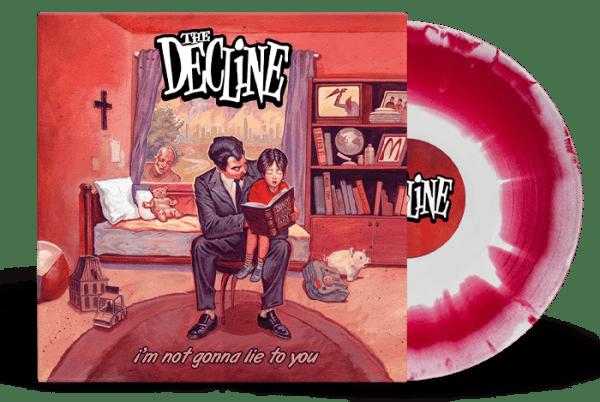 "Vinyl 12"" Album - ""I'm Not Gonna Lie To You"" - Opaque Red/Cream Effect Vinyl"