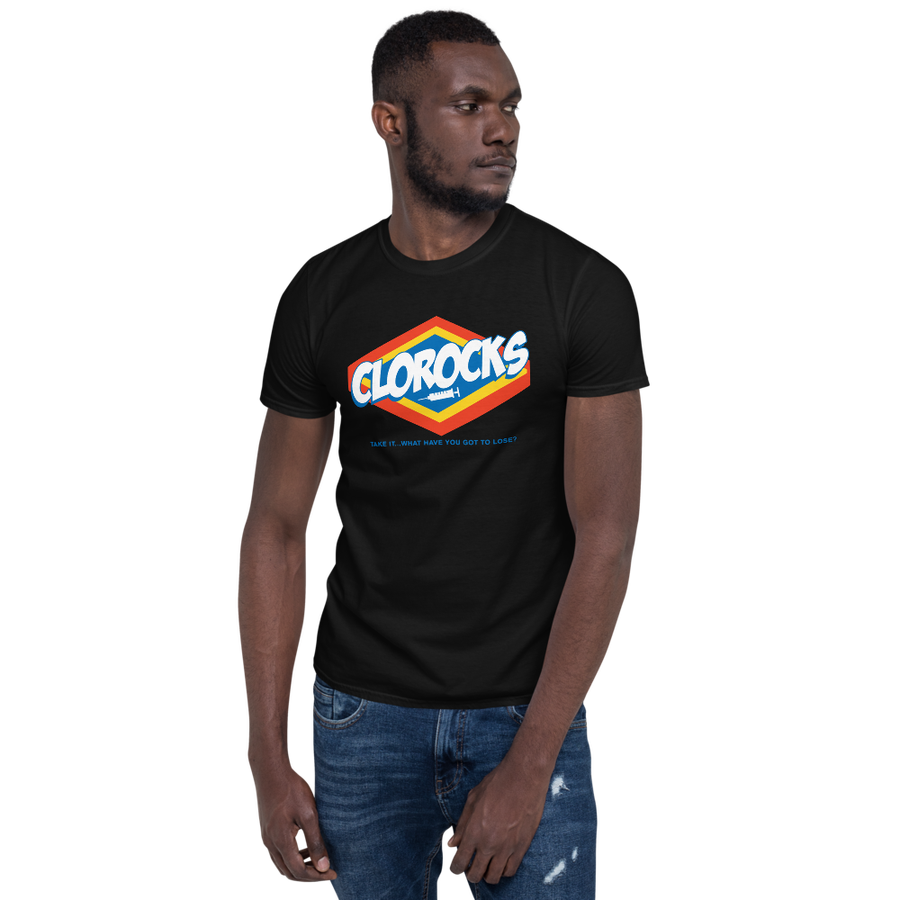 Image of Clorocks! Unisex T-Shirt