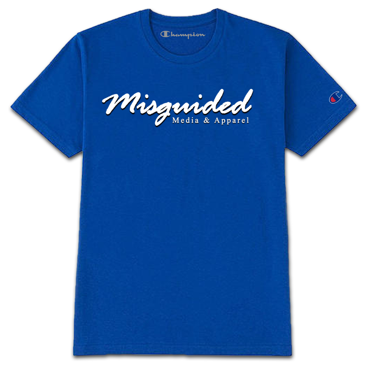 Image of Misguided x Champion Fresh Tee