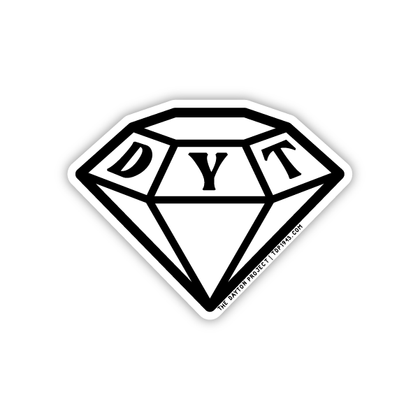 Image of DYT Gem Sticker