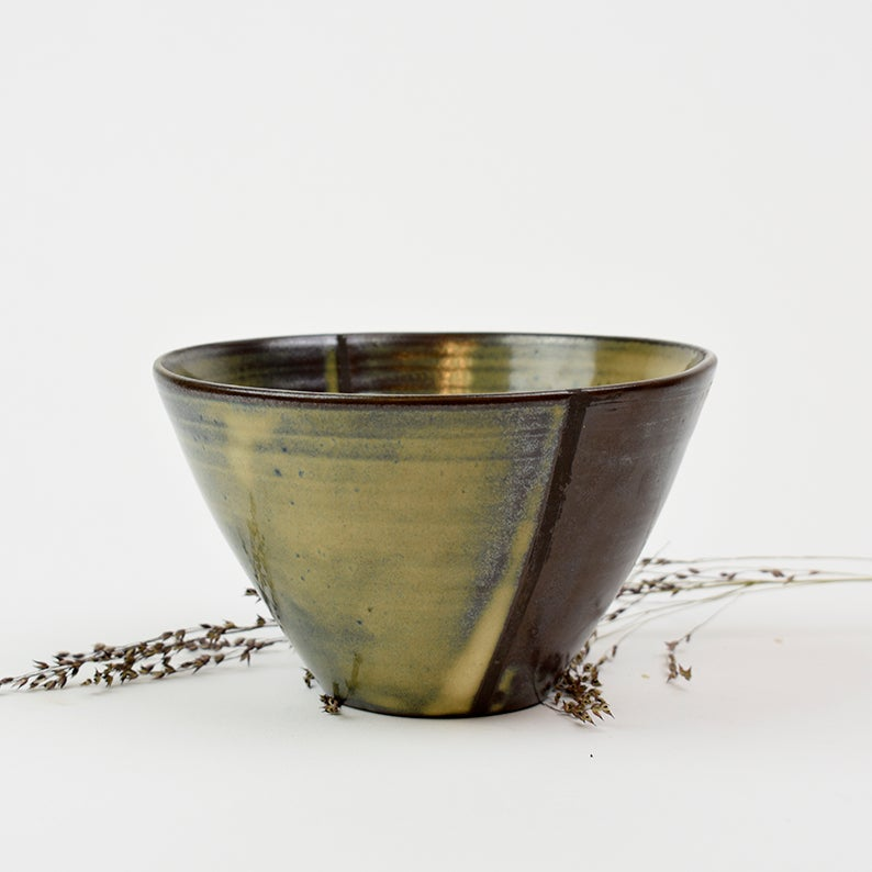 Image of Black Clay Bowl 2