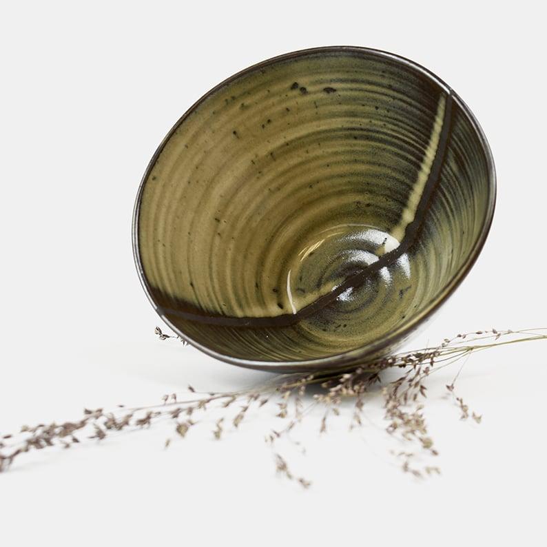 Image of Black Clay Bowl 2