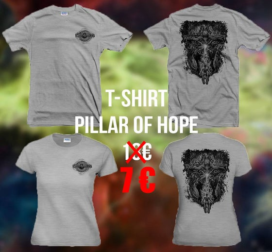 "Image of ""Pillar of hope"" T-shirt"