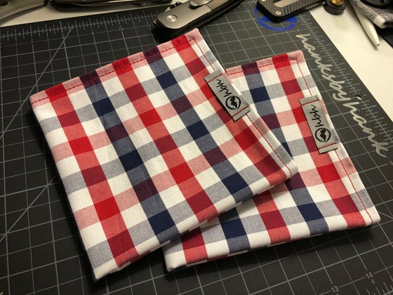 Image of Freedom gingham