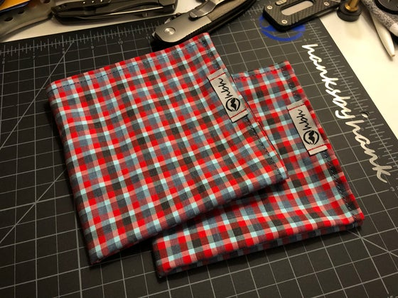 Image of Merican mini plaid