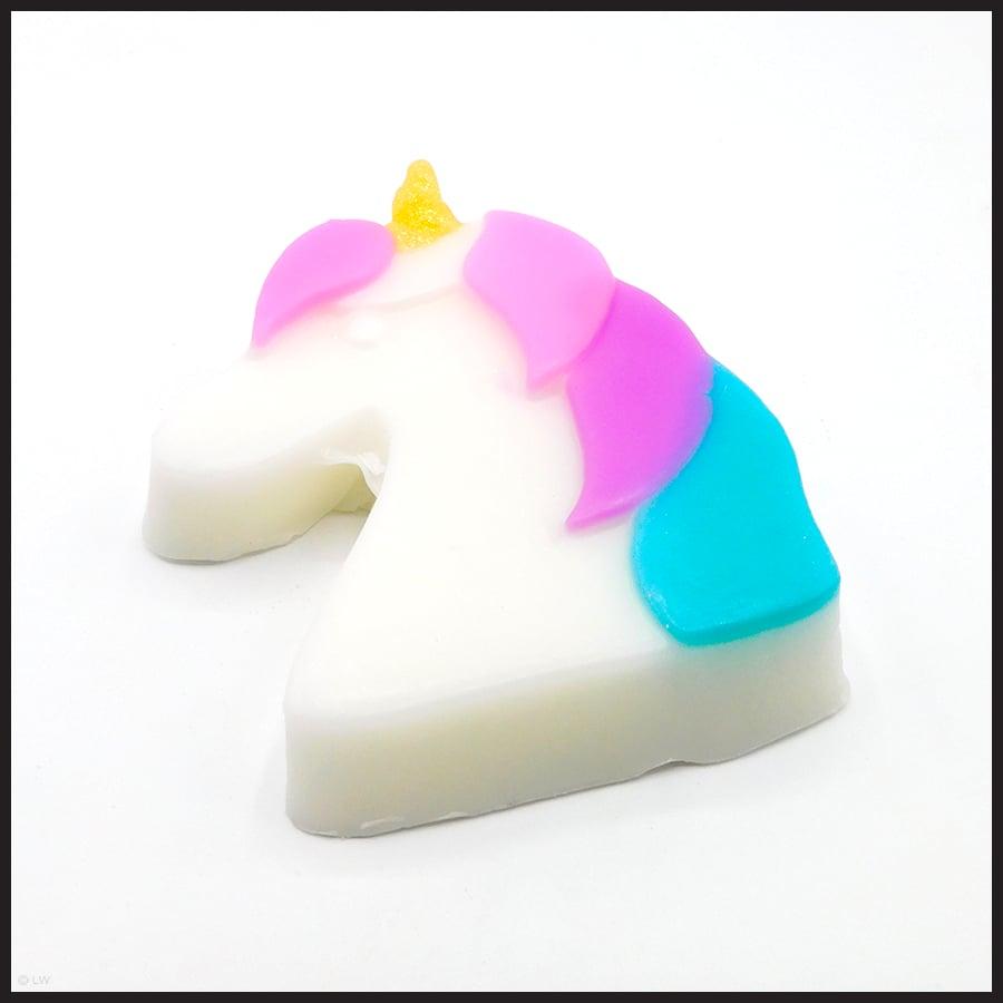 I Believe In Magic: Unicorn Soap