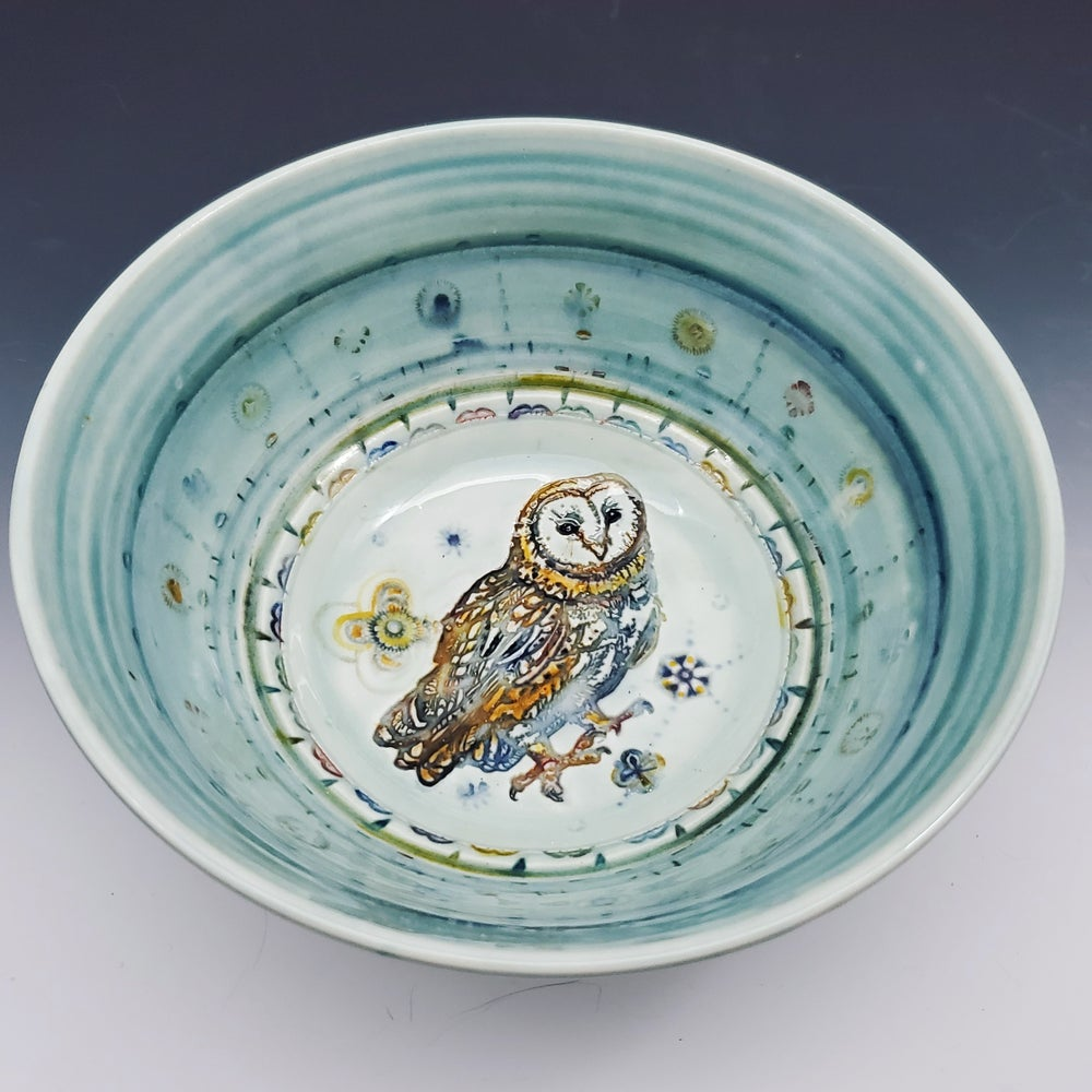 Image of Barn Owl Bowl