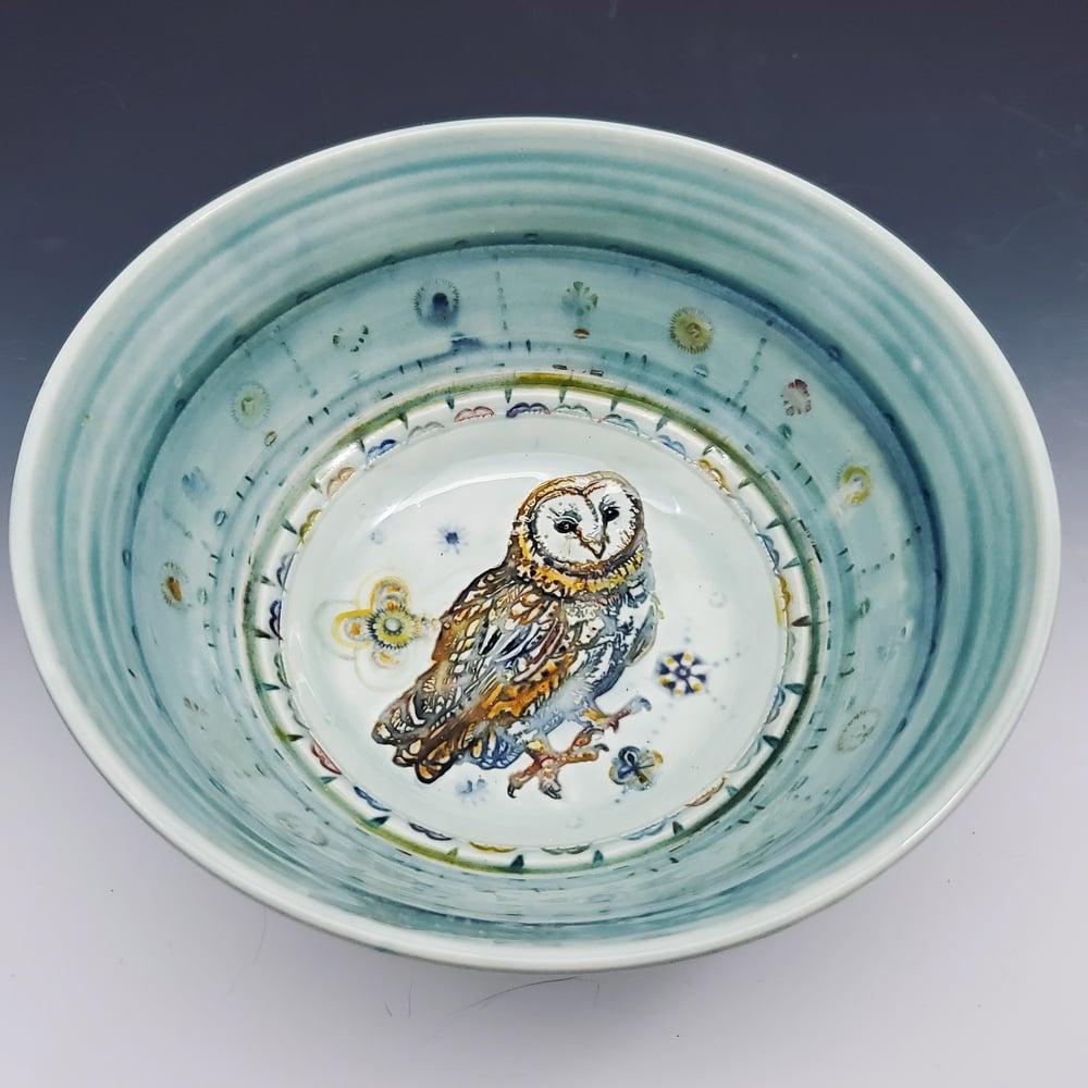 Image of Barn Owl Bowl