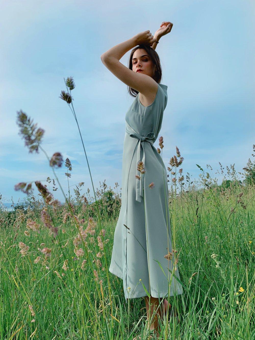 Image of Rozmaring Dress