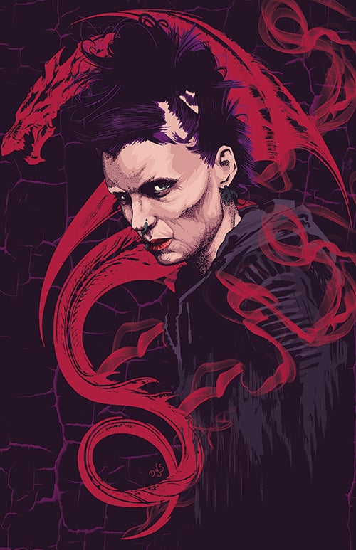 Image of Salander by D.N.S