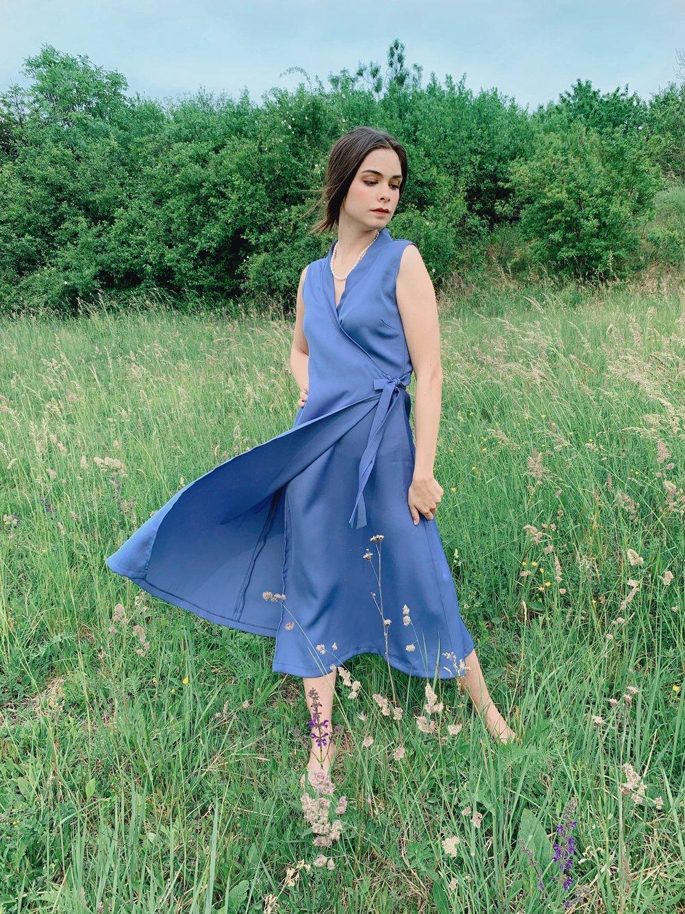 Image of Lenvirág Dress
