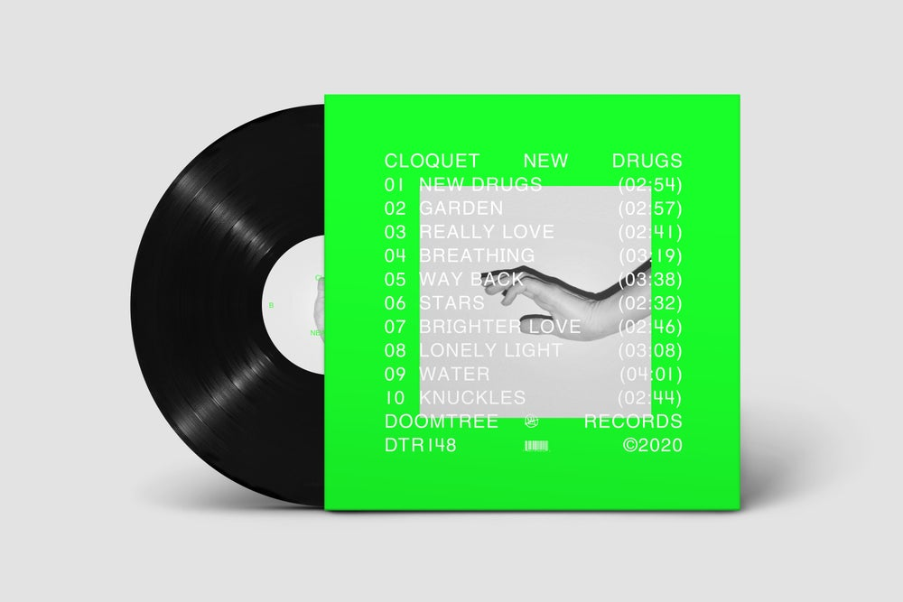 Image of New Drugs - Cloquet (STANDARD LP)