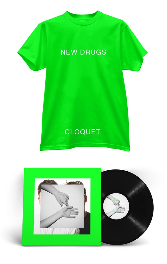 Image of New Drugs - Cloquet (DELUXE LP)