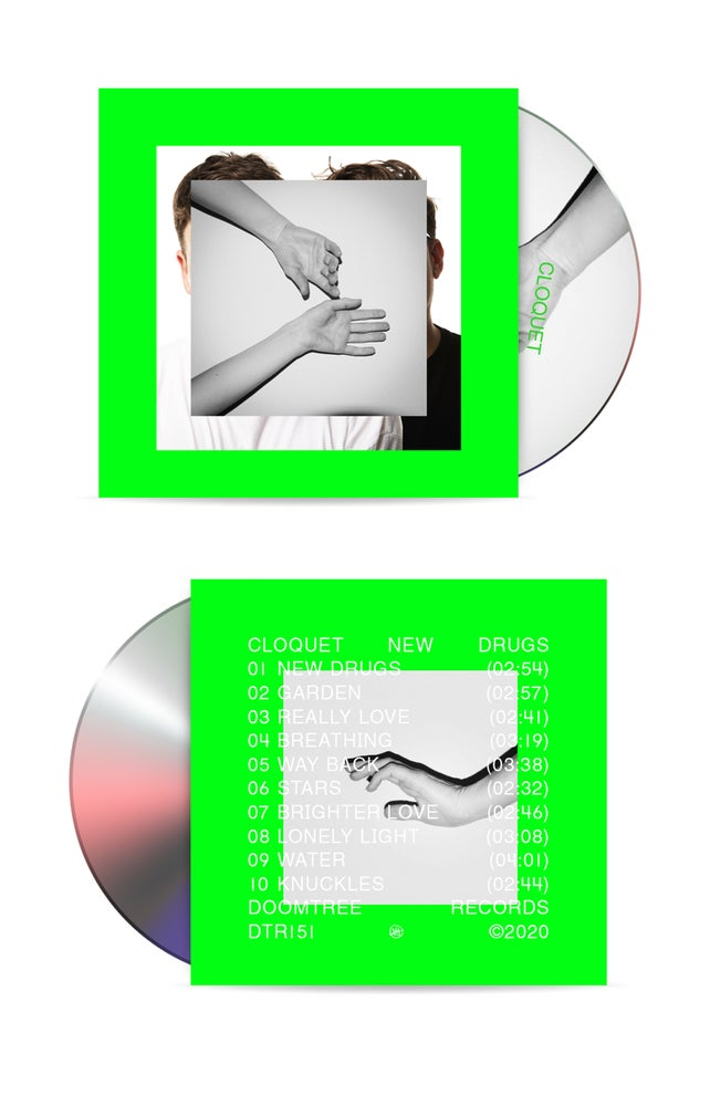 Image of New Drugs - Cloquet (STANDARD CD)