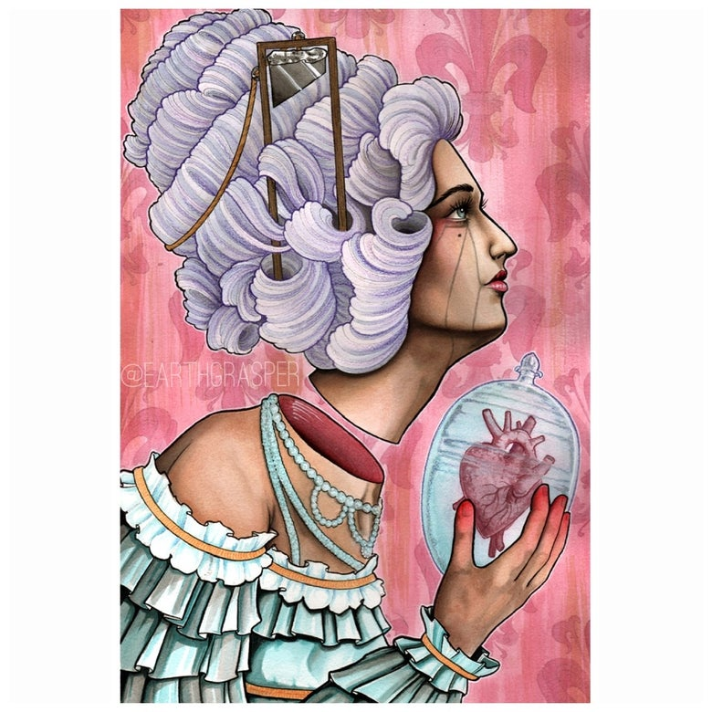 Image of Antoinette pre sale