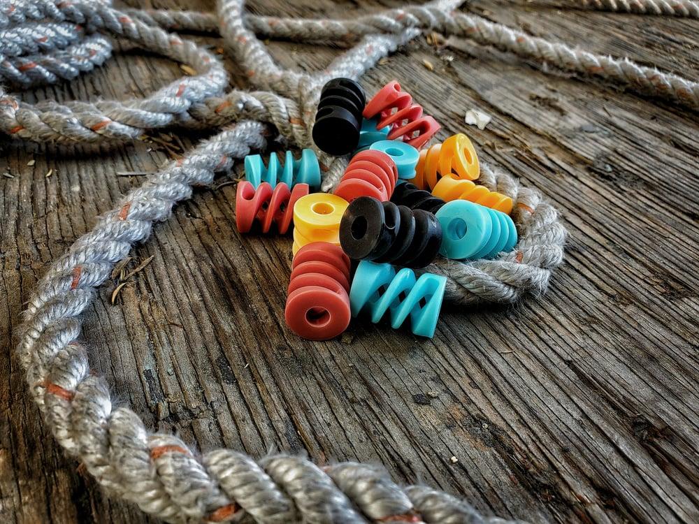 Image of 3D Resin Turbine Bead