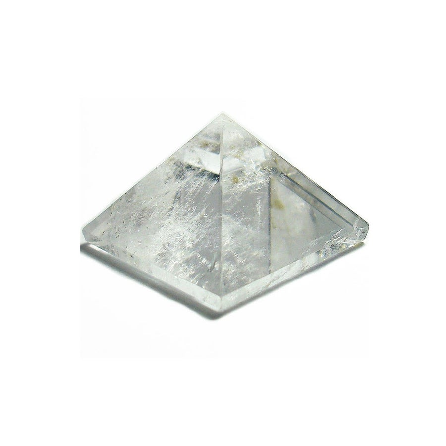 Image of Clear Quartz Crystal Pyramid