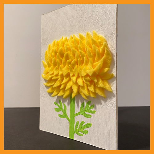 Image of CHRYSANTHEMUM - 3