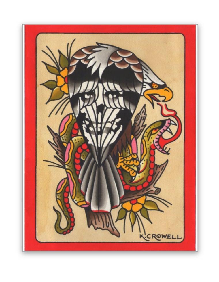 Image of Where eagles dare 8x10 print