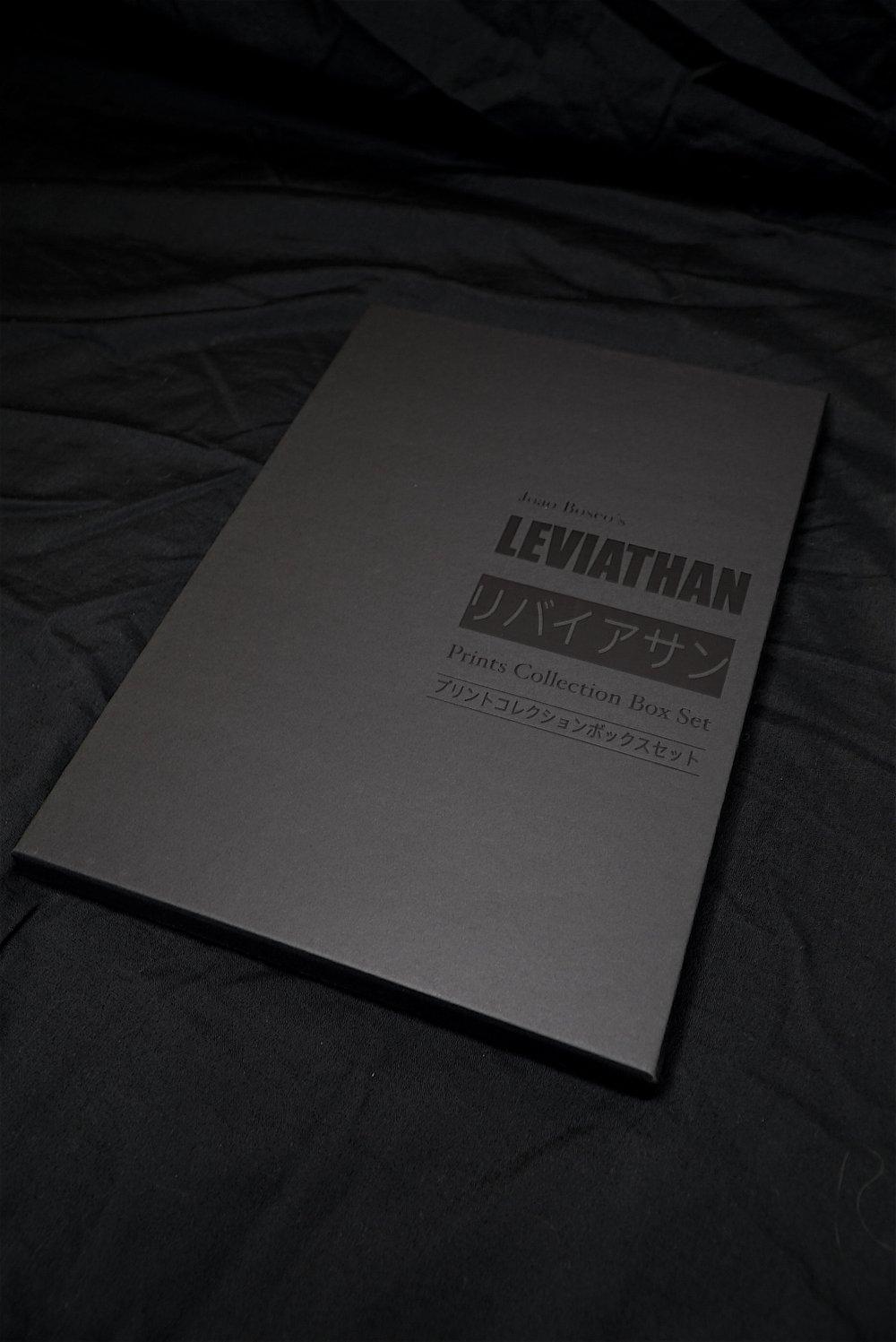 LEVIATHAN - Box Set