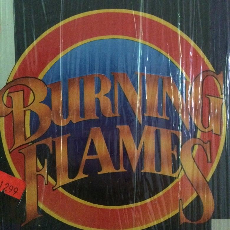 Image of Burning Flames - Batten Dong