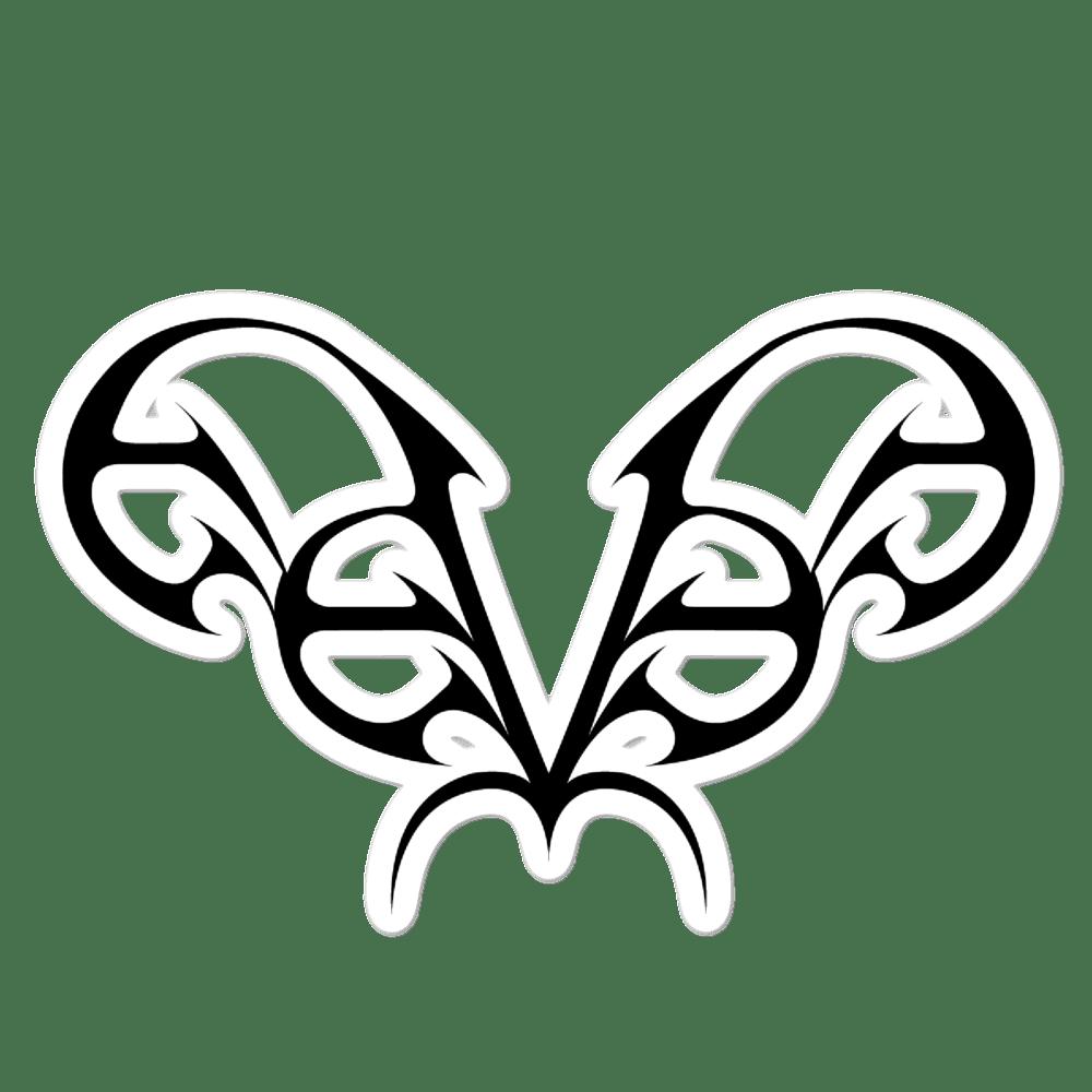 Image of eevee logo sticker rare #8