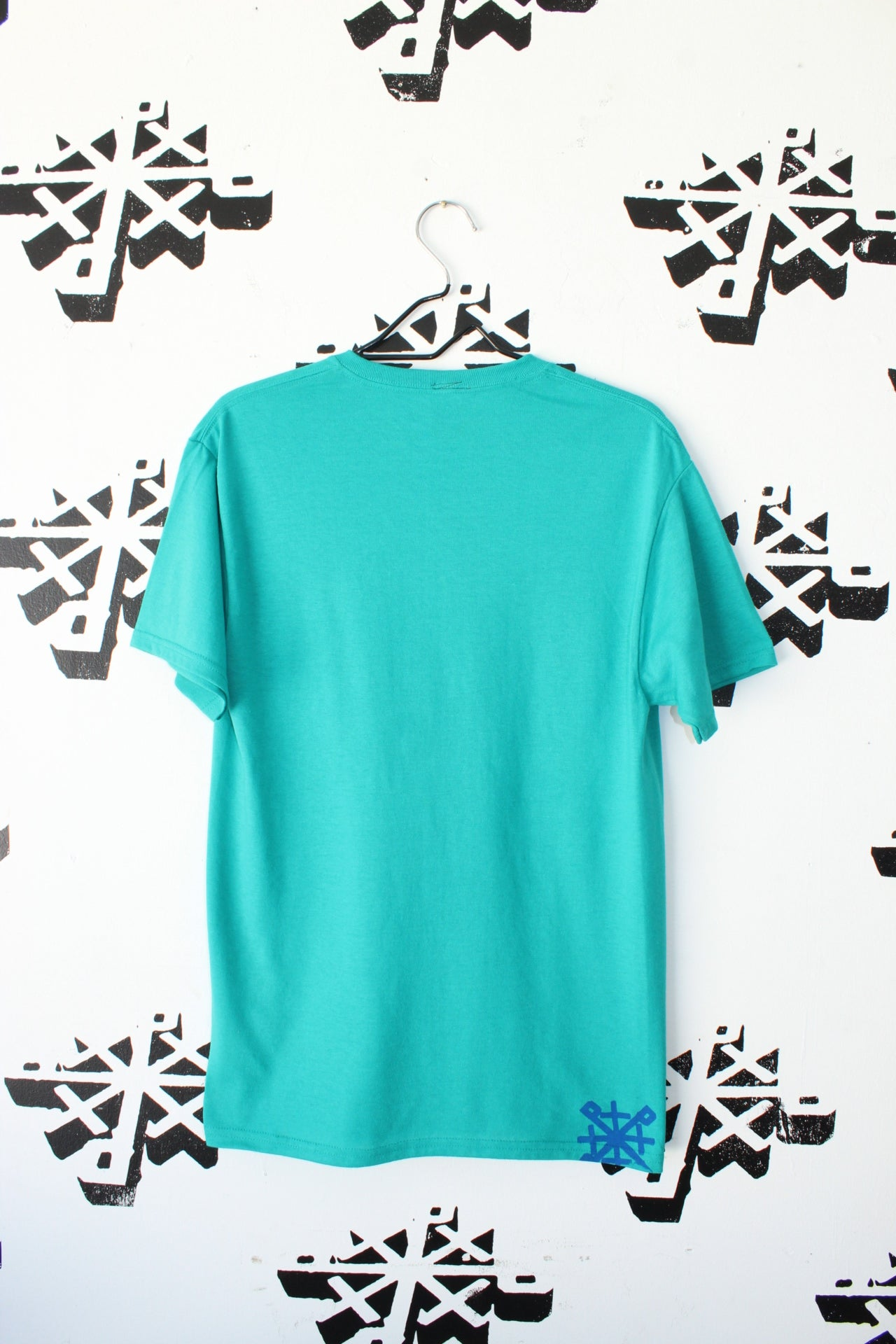 Image of keeping you cool tee in teal