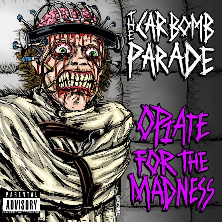 Image of Opiate For The Madness CD