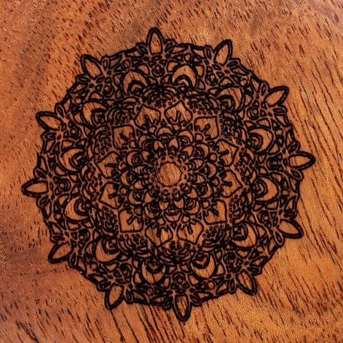 Image of Mandala Jewelry Dish