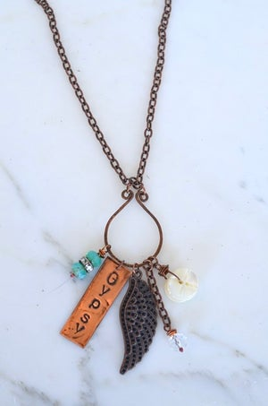 Gypsy Charm Necklace