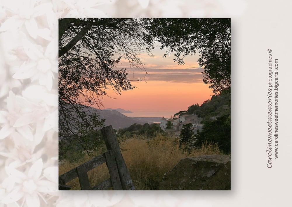 Image of Corsica | carte postale