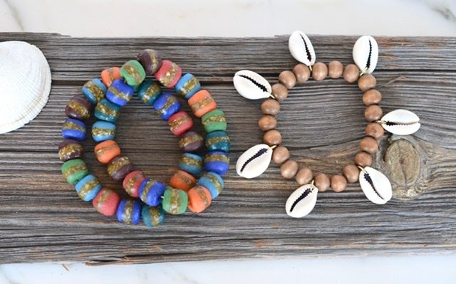 Tribal Beach Bracelets