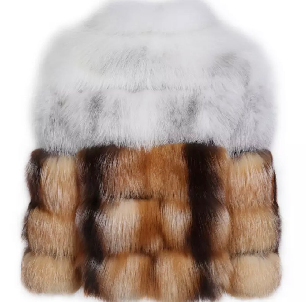 Image of Rome Fur Bomber