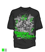 Image of This Day Will Tell Statue T-Shirt