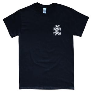 "Image of Black ""Rest in Grease"" Tee"