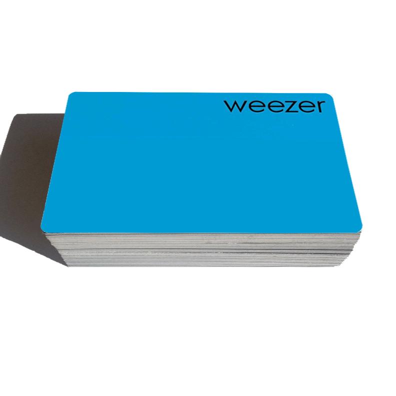 Image of Weezer Blanks