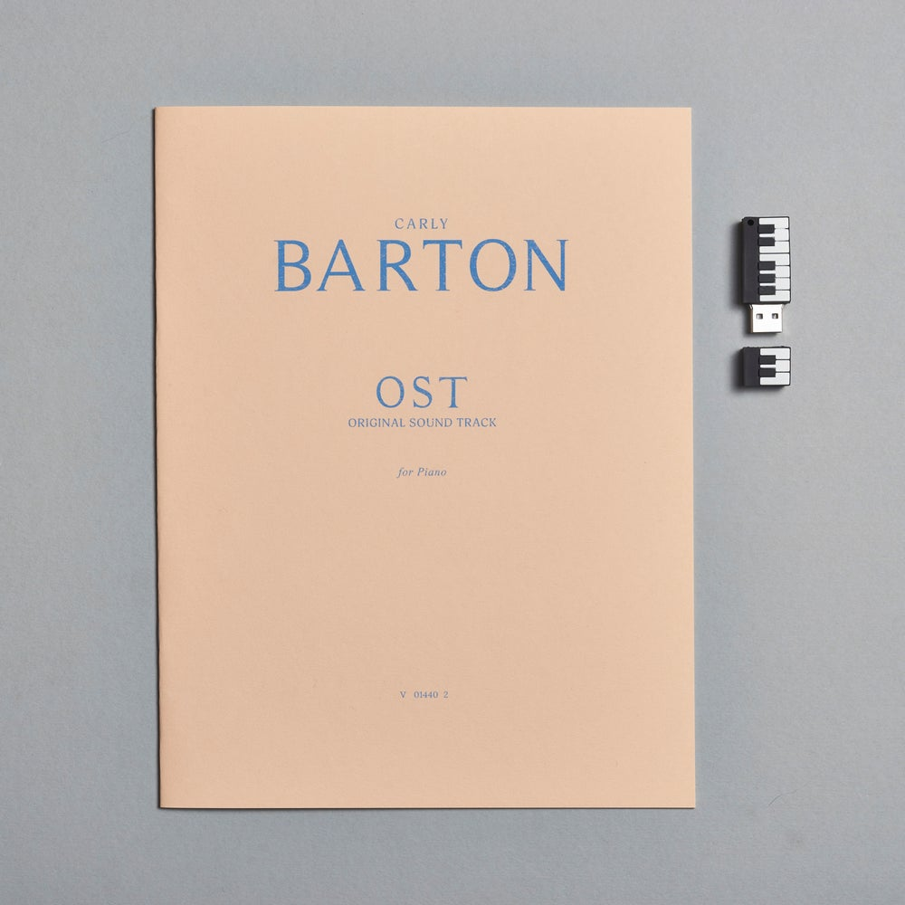 Image of Carly Barton - OST (Book + USB)