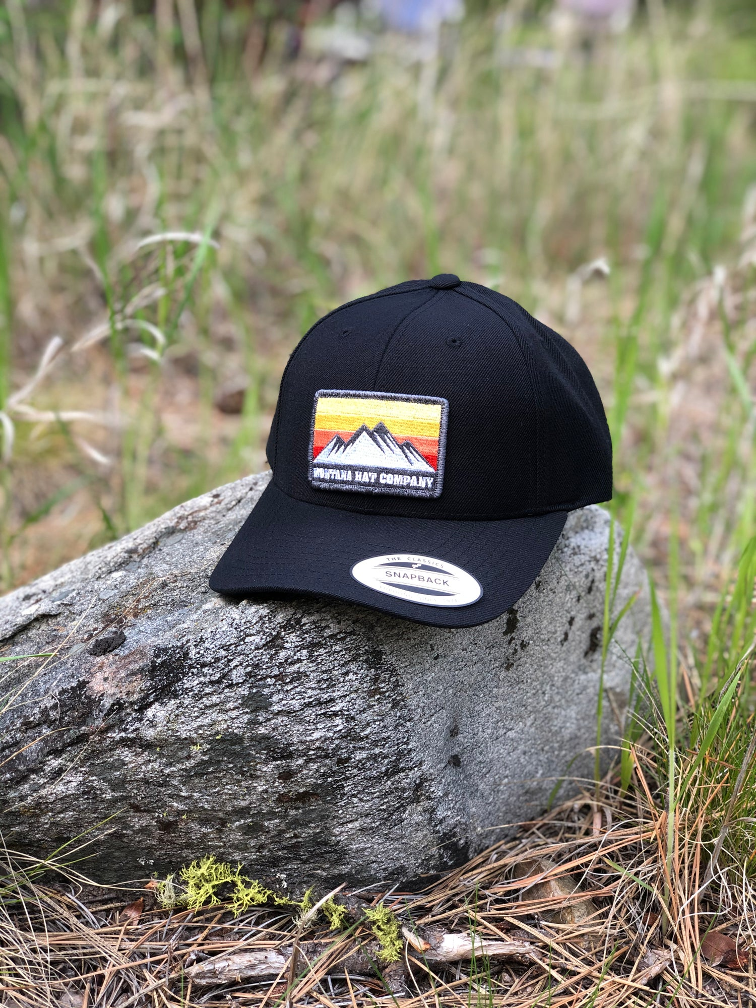 Image of Sunset Series Patch Hat