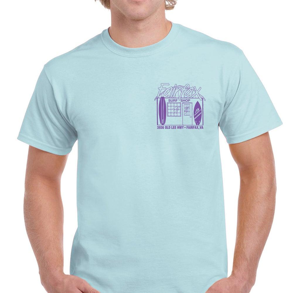 FSS Shop T Ice Blue