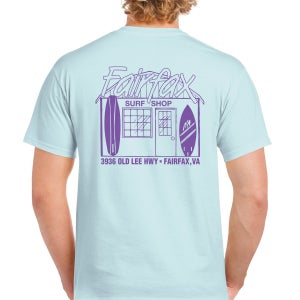 Image of FSS Shop T Ice Blue