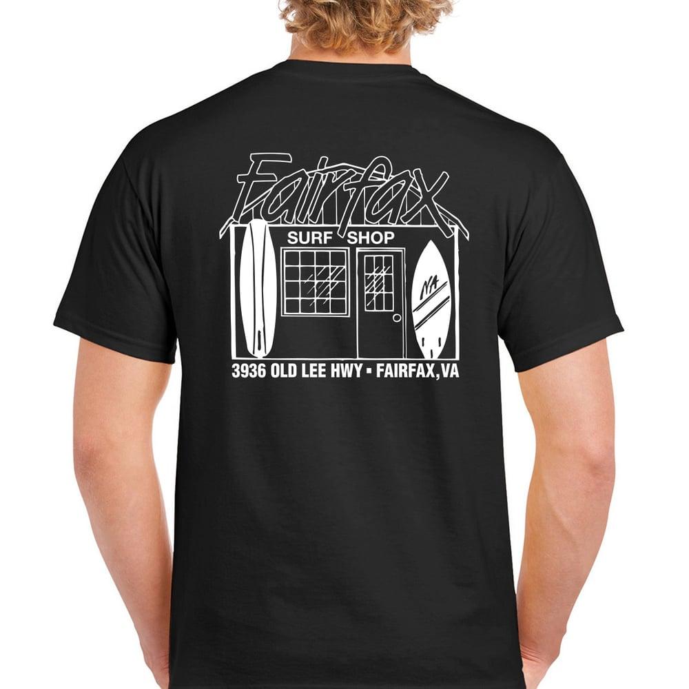 FSS Shop T Black/White