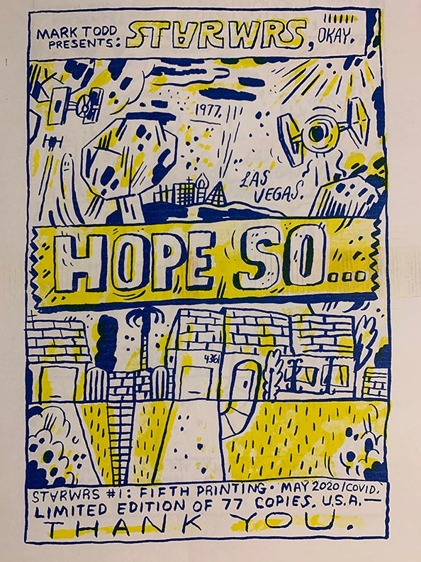 (Mark Todd) STVR WRS: HOPE SO...