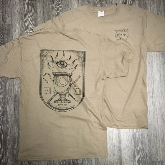 Image of 'tattoo' tee