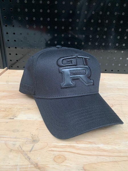 Image of Murdered Out Motive GT-R Cap