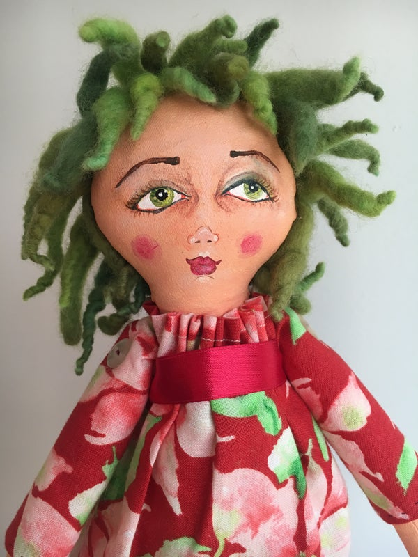 Image of Cloth Doll