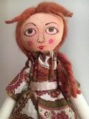 Image 1 of Cloth Art Doll