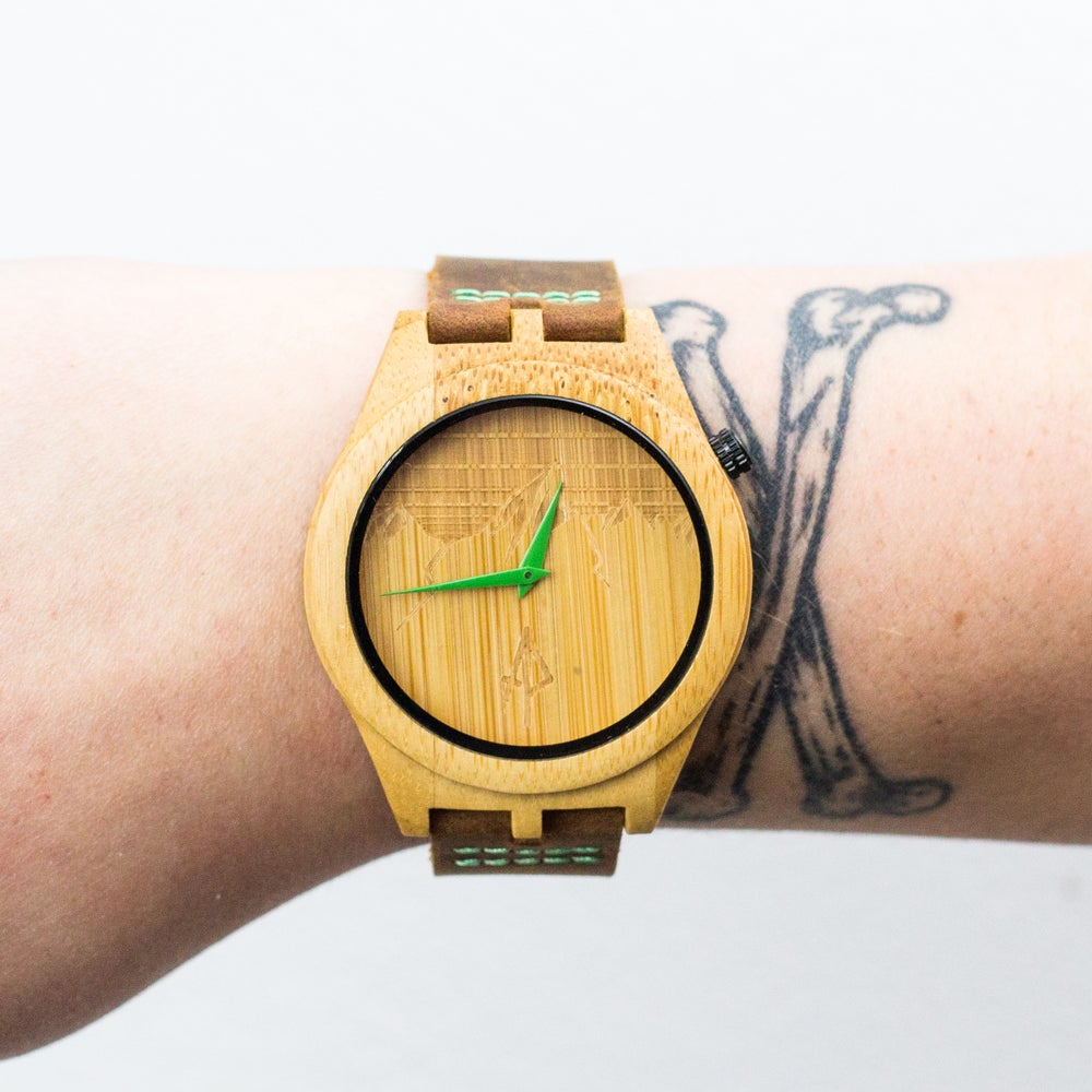 "APACHE PINE ""The Ridge"" Watch"