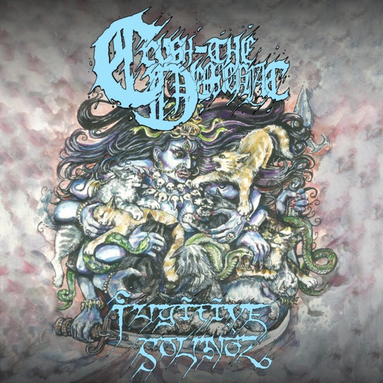 Image of LLR075 Crush The Demoniac - Fugitive Soundz